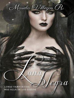 """cover image of """"Luna Negra"""""""