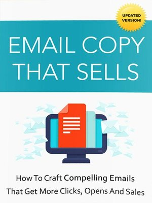 cover image of Email Copy That Sells