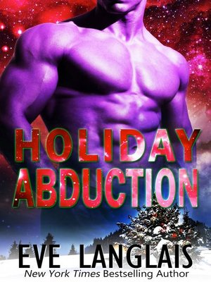 cover image of Holiday Abduction