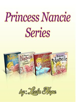 cover image of Princess Nancie Series