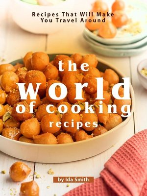 cover image of The World of Cooking Recipes