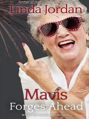 cover image of Mavis Forges Ahead