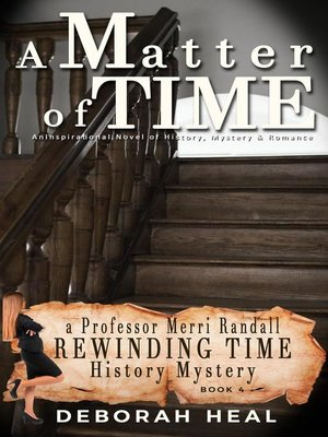 cover image of A Matter of Time