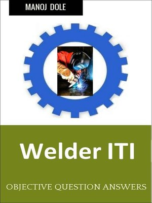 cover image of Welder ITI