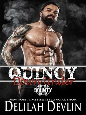cover image of Quincy Down Under