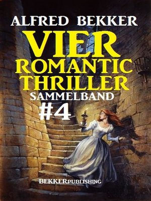 cover image of Romantic Thriller Sammelband 4