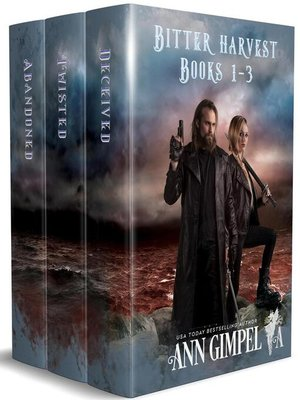 cover image of Bitter Harvest Series, Books 1-3
