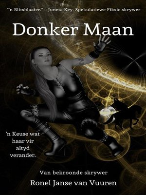 cover image of Donker Maan