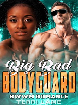 cover image of Big Bad Bodyguard