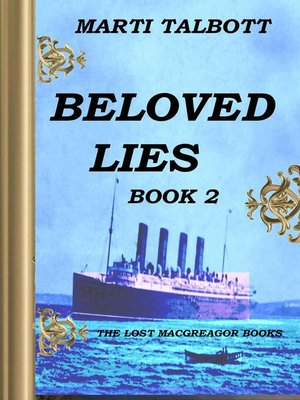 cover image of Beloved Lies, Book 2