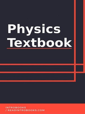 cover image of Physics Textbook