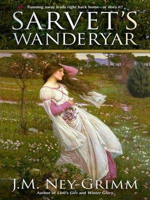 cover image of Sarvet's Wanderyar