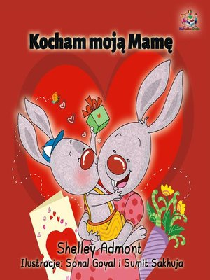 cover image of Kocham moją Mamę