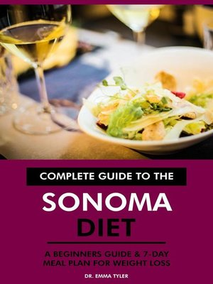 cover image of Complete Guide to the Sonoma Diet