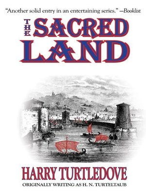 cover image of The Sacred Land