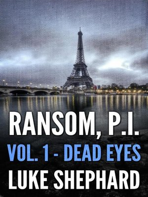 cover image of Ransom, P.I. (Volume One--Dead Eyes)