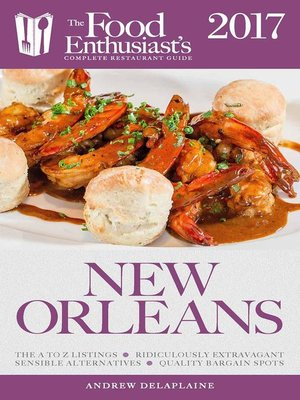 cover image of New Orleans--2017