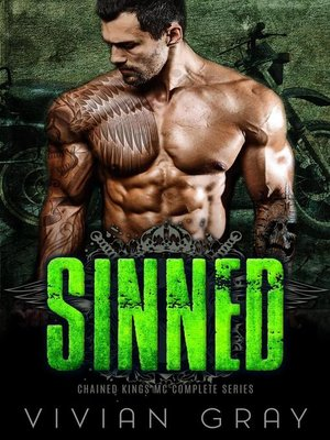 cover image of Sinned (The Complete Series)