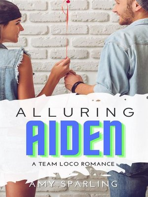 cover image of Alluring Aiden