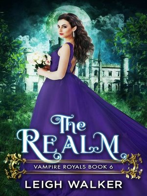 cover image of Vampire Royals 6