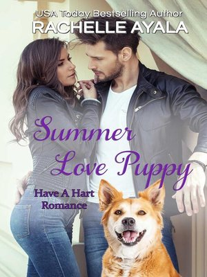 cover image of Summer Love Puppy