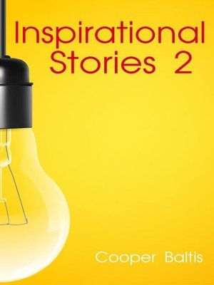 cover image of Inspirational Stories 2