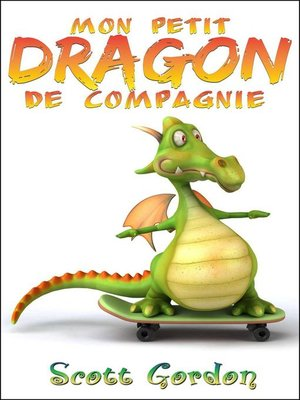 cover image of Mon Petit Dragon de Compagnie