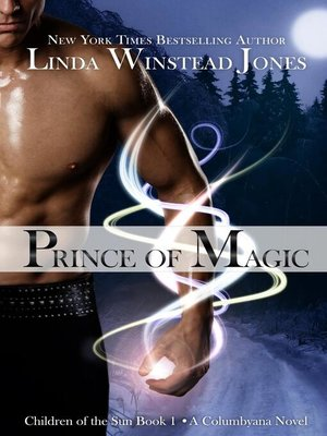 cover image of Prince of Magic