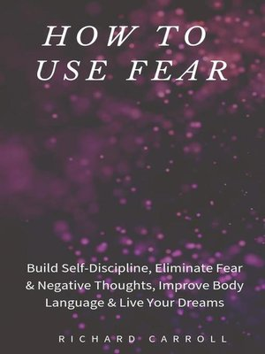 cover image of How to Use Fear