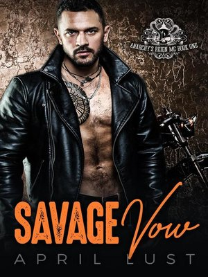 cover image of Savage Vow (Book 1)
