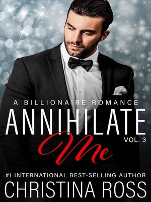 cover image of Annihilate Me, Volume 3