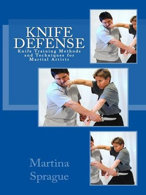 cover image of Knife Defense (Five Books in One)