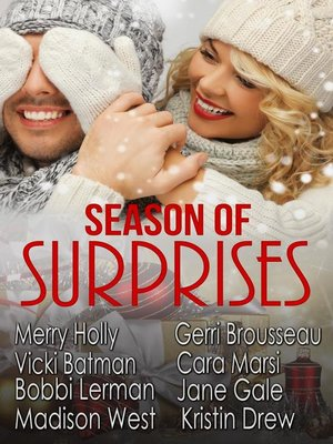cover image of Season of Surprises Holiday Box Set