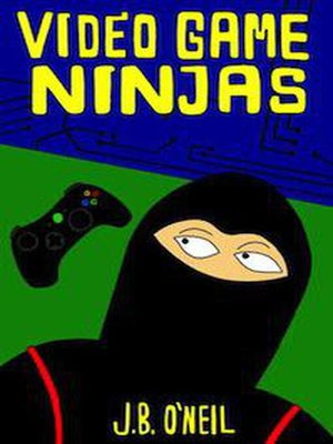cover image of Video Game Ninjas