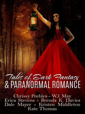 cover image of Tales of Dark Fantasy & Paranormal Romance