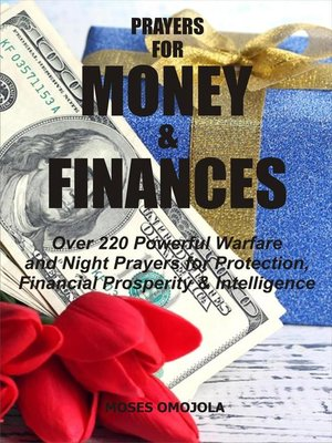 cover image of Prayers For Money & Finances