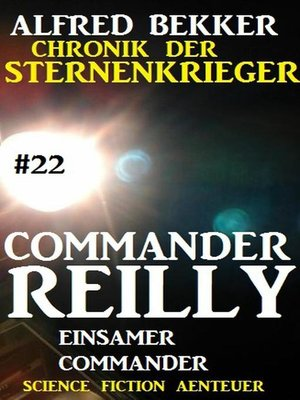 cover image of Commander Reilly #22