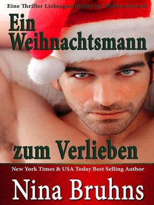 cover image of Ein Weihnachtsmann zum Verlieben