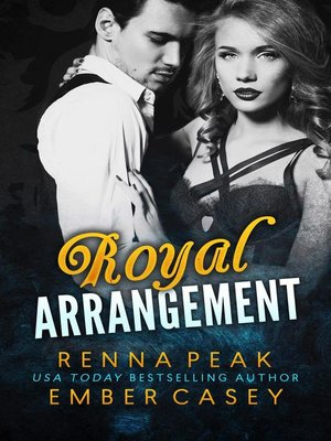 cover image of Royal Arrangement, #1