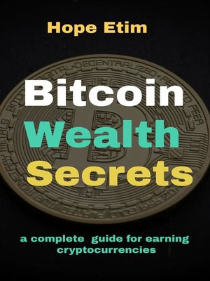cover image of Bitcoin Wealth Secrets