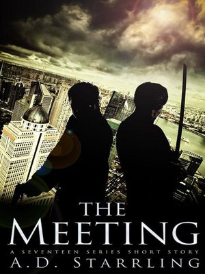 cover image of The Meeting (A Seventeen Series Short Story #3)