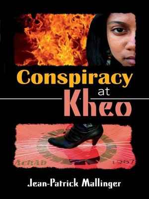 cover image of Conspiracy at Kheo