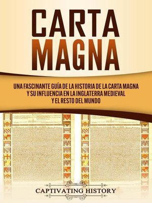 cover image of Carta Magna
