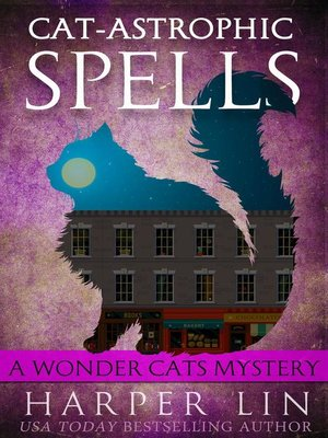 cover image of Cat-astrophic Spells