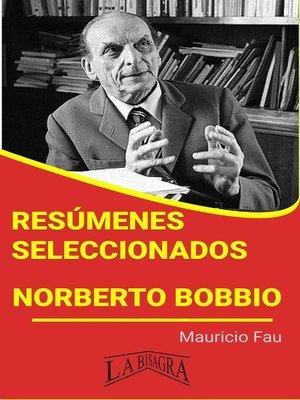 cover image of Norberto Bobbio