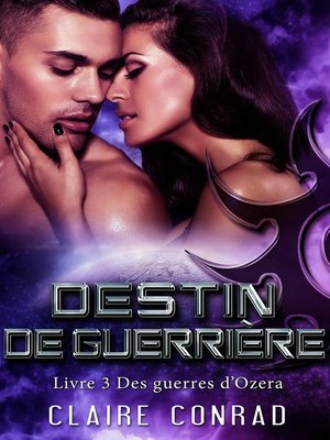 cover image of Destin de guerrière