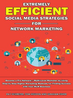 cover image of Extremely Efficient Social Media Strategies for Network Marketing Become a Pro Network / Multi-Level Marketer by Using Step by Step Digital Marketing Methods for Finding Success with Your MLM Busines