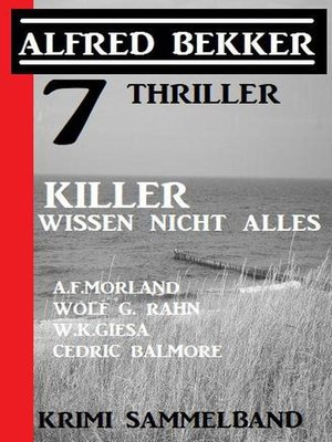 cover image of 7 Thriller