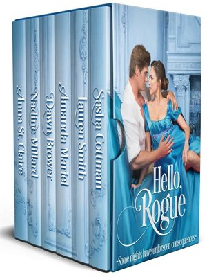 cover image of Hello, Rogue