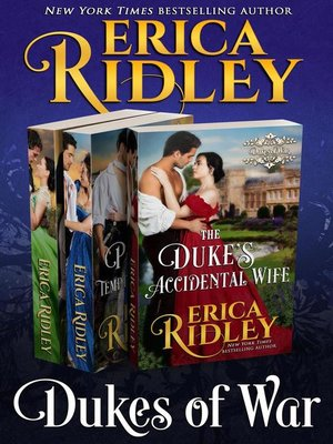 cover image of Dukes of War (Books 5-8) Boxed Set